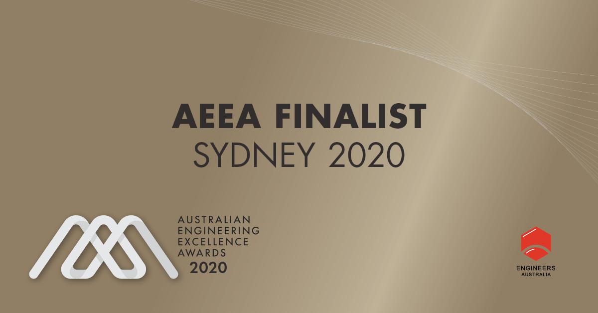 Tortech AEEA 2020 Finalist