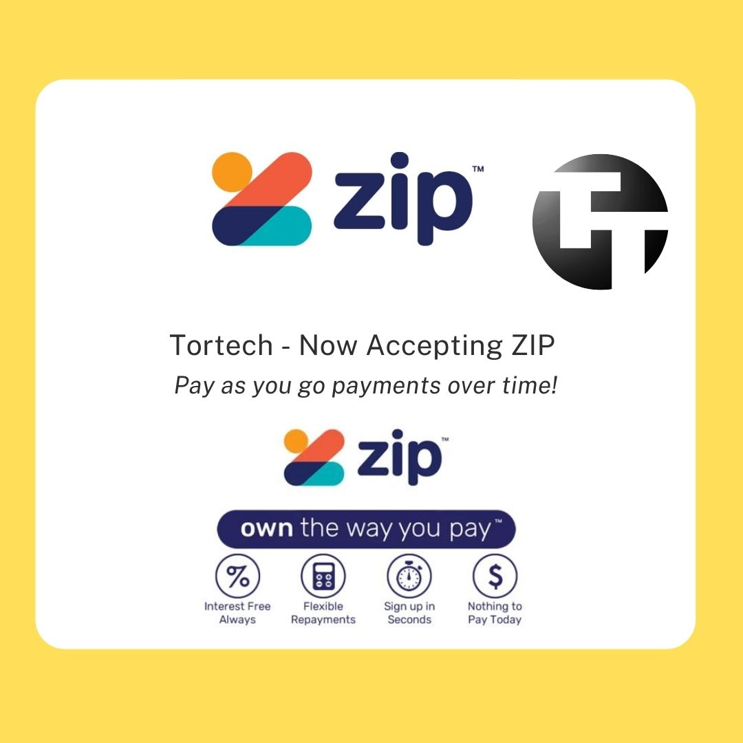 Zip Payments now at Tortech