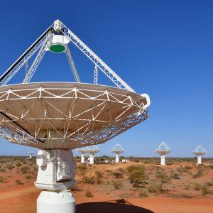 Australian Square Kilometre Array Pathfinder (ASKAP) Telescope