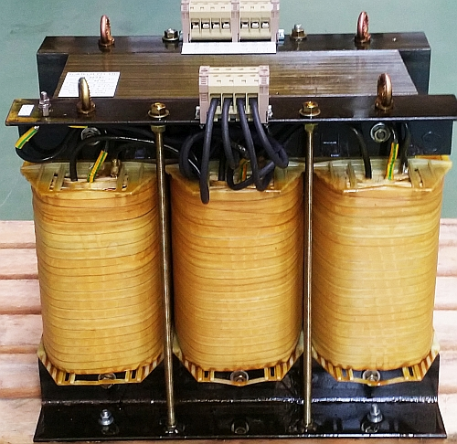 Rectifier Transformer 68kV