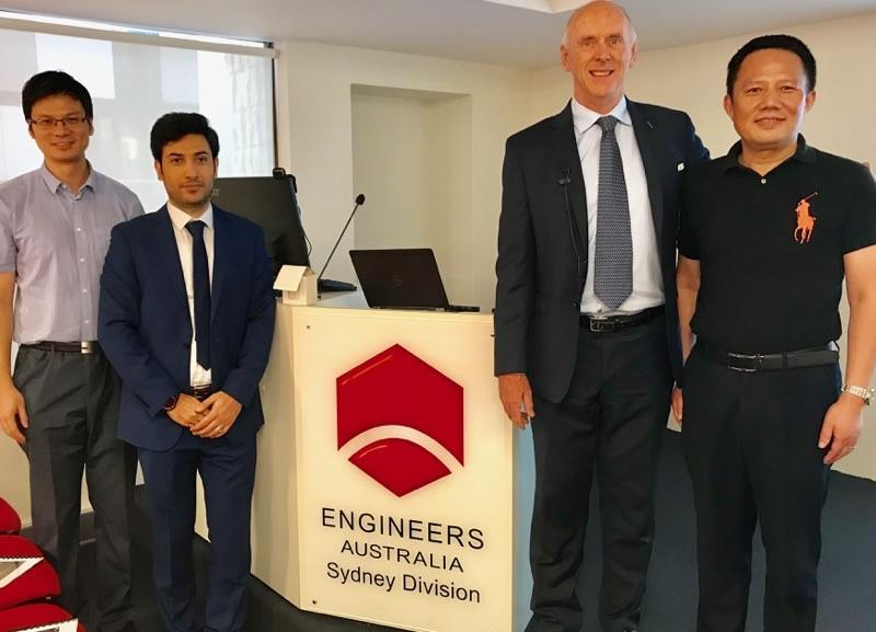 "Engineers Australia ""Transformers: Metering, Heating and Harmonics"" Presentation"