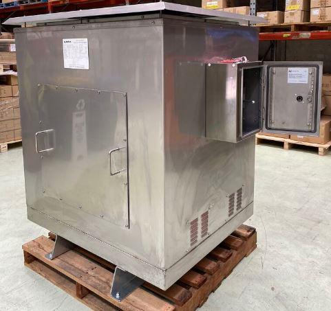 250 kVA 3 Phase Isolation Transformer for Railway Application