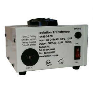 RCD Isolation Transformer