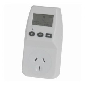 Mains Power Meter