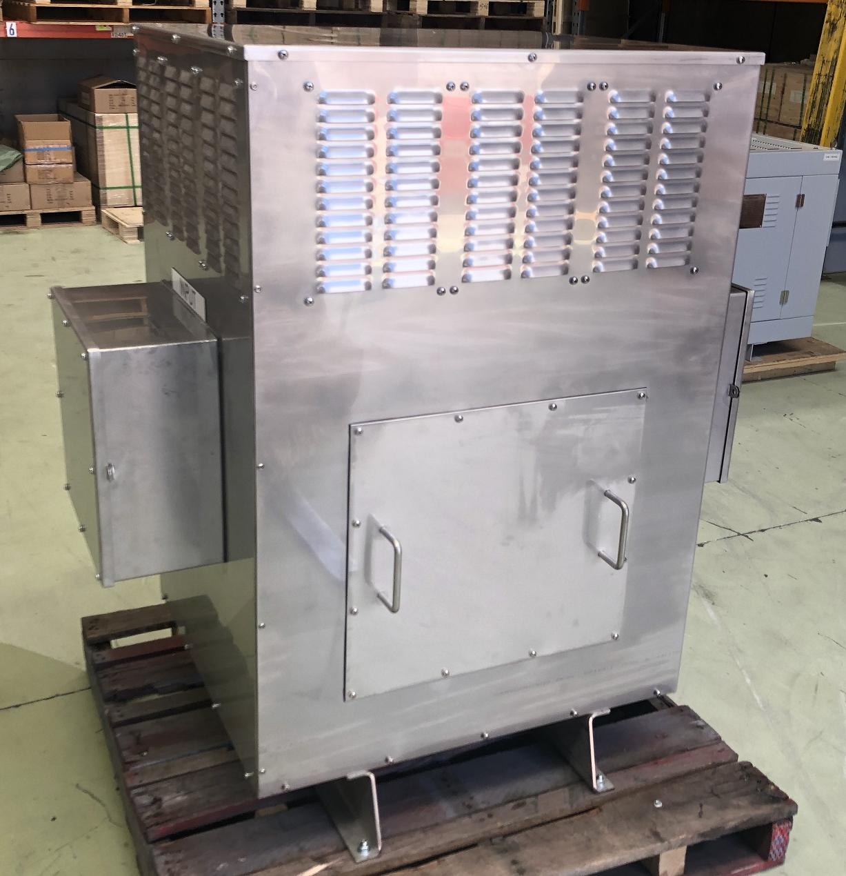 Mining Project – 110kVA Three Phase Transformer in IP56 Enclosure