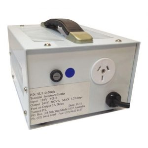 [ECONOMY] American Step Up Transformer