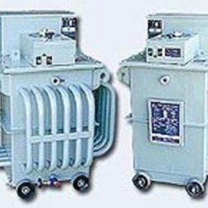 Three Phase Oil Cooled Variac