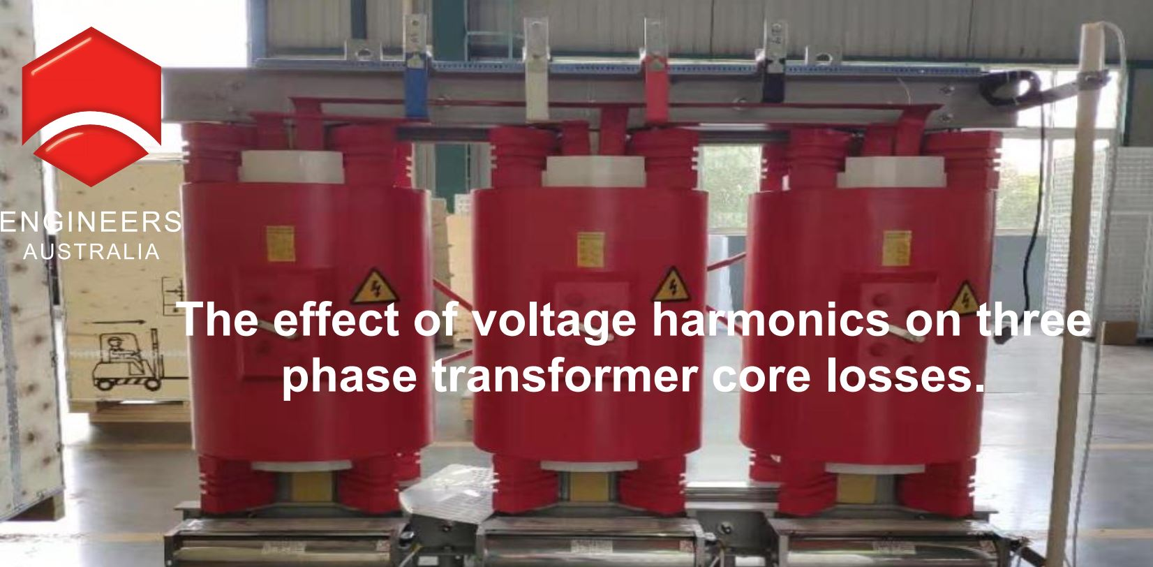 [Upcoming Webinar] Voltage Harmonics on Three Phase Transformer Core Losses